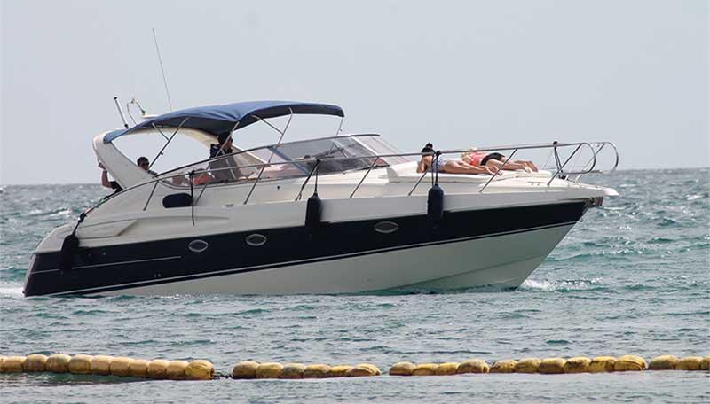 Luktfjerning i båt